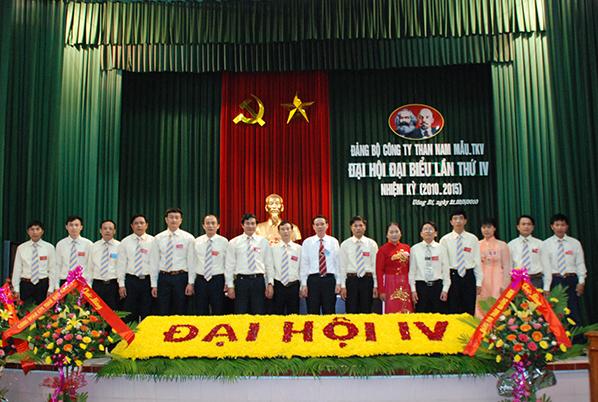 Đại hội Đảng bộ Than Nam Mẫu lần thứ IV (3)