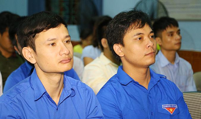 Than Nam Mẫu tuyên truyền phòng, chống tệ nạn xã hội (2)