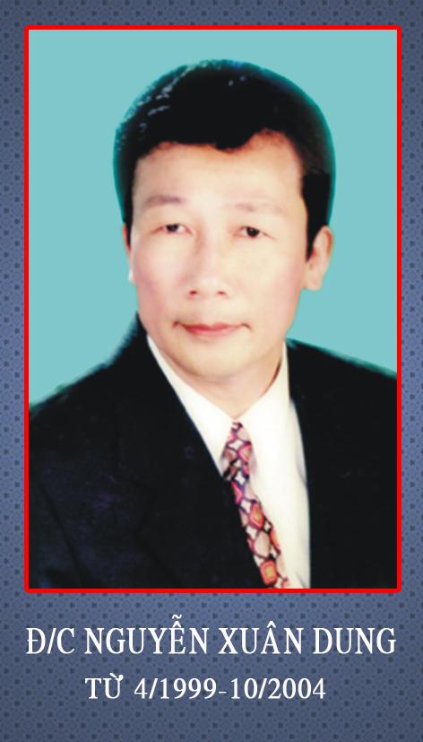 Giám đốc Công ty các thời kỳ (1)